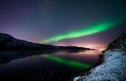 Darkness begone! Lights ward off Nordic winter blues