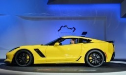 Power to the people: Detroit debuts sexy sports cars
