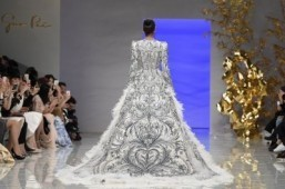 Fashion meets architecture: the biggest looks from Paris haute couture