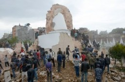 Nepal's rich cultural heritage devastated by quake