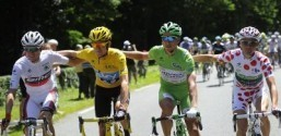 Cycling: The Tour de France jerseys