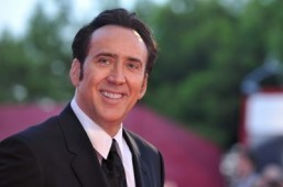 Watch: Nicolas Cage trying on his Superman suit
