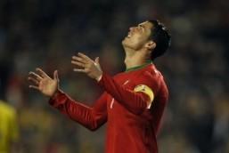 Cristiano Ronaldo documentary in the making