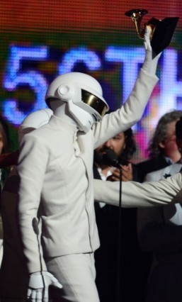 """Get Lucky"" by Daft Punk wins record of the year Grammy"