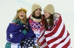 Olympics: Fun still centre stage for funky snowboarders