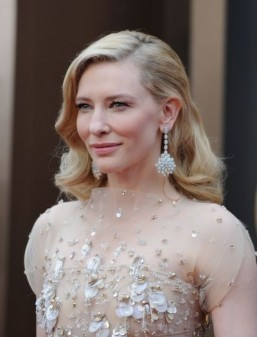 Cate Blanchett wins best actress Oscar for 'Blue Jasmine'