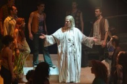 Original Jesus Ted Neeley brings 'Superstar' to Rome