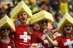 World Cup fan of the day: Say cheese!