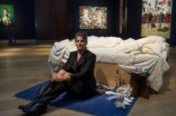 Artist Tracey Emin's unmade bed sells for $3.8 million