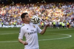 Footballer James Rodriguez tops global social media chart: Starcount