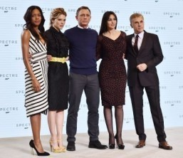 James Bond returns to classic roots with 'Spectre'