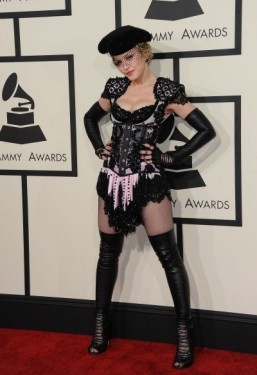 Madonna ties with George Strait for most leaders on Billboard charts