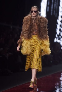 Paris Modes at Just Cavalli Fall/Winter 2015/16 in Milan