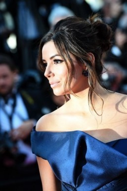 Cannes beauty trends: cat eyes, smoky eyes and luscious lips