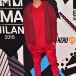 Macklemore, Bieber win at MTV Europe awards