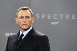 Big N. America debut for Bond film 'Spectre'