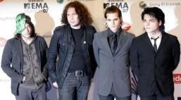 US alternative rock band My Chemical Romance splits