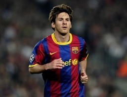 Lionel Messi biopic planned for 2014 World Cup