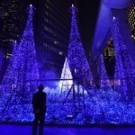 Around the world in 8 Christmas trees