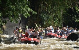World rafting championships paddle into Asia