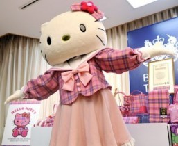 Singapore gripped by Hello Kitty frenzy