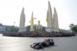 Formula One stalls in Bangkok as law bans car racing