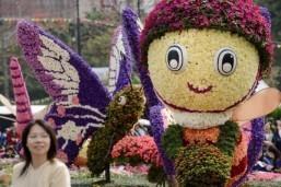 Nature fans get green fix at Hong Kong flower show