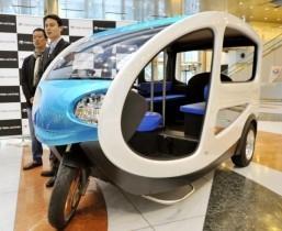 Japan venture to bring electric tuk-tuks to Asia