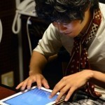 In Asia, ancient writing collides with the digital age