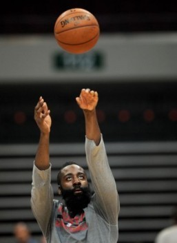 Basketball: Adidas sign James Harden to '$200 million deal'