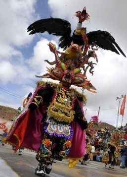 Weird and wacky Carnival traditions around the world