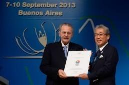Olympics: Tokyo to host 2020 Olympics