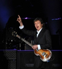 Musical all-stars take up Paul McCartney in new album