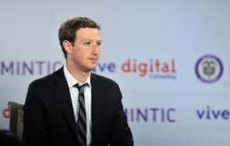 New dad Zuckerberg vows to give away Facebook fortune