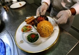 Camel meat leaps from bedouin tents to top Gulf eateries