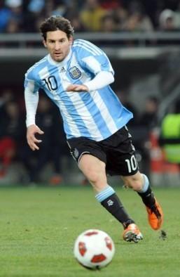 Leo Messi's jersey scores on eBay