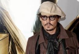 Johnny Depp in a spy comedy