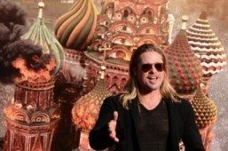 'World War Z' becomes Brad Pitt's most successful film internationally