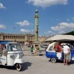 Tuk-tuks offer new take on Paris