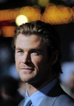 'Thor' star Chris Hemsworth named world's sexiest man