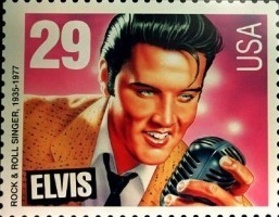 US to issue new Elvis stamp
