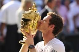 Tennis: Quarter of Brits watched Murray win Wimbledon