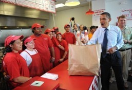 Five Guys to heat up burger wars in London