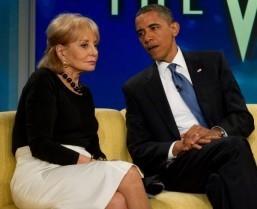 TV's Barbara Walters laughs off talk of retirement