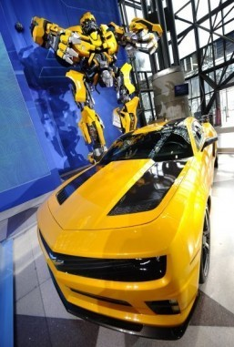 Could Bumblebee be getting his own Transformers movie?