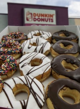 Dunkin' Donuts announces major expansion plans in China to rival Starbucks