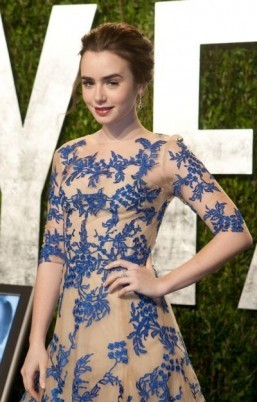 McAfee declares Lily Collins the world's most dangerous celebrity