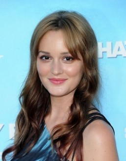 Leighton Meester chosen as new face of Biotherm
