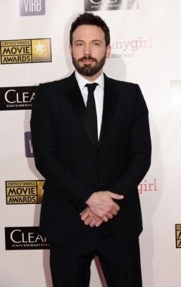 Ben Affleck succeeds Christian Bale as Batman