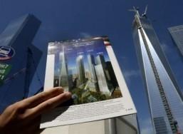 New World Trade Center deemed tallest US skyscraper